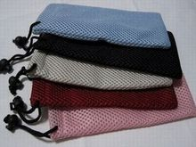 Advanced glasses bag cell phone pocket razor bag jewelry bags mesh pouch hot-selling 100pcs/lot wholesale accessories