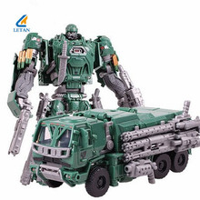 Hot Sale Transformation Toy Deformation Robot Cars Brinquedos Classic Toys Action Figures For Boy's Gifts # V704(China)