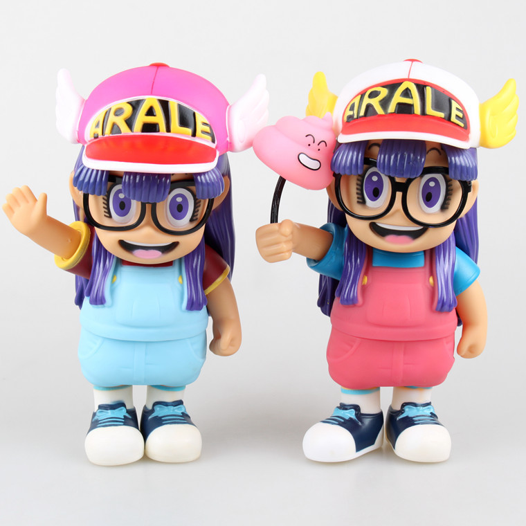 J.G Chen 2015New 19cm Dr.Slump Arale with Faeces PVC Figure Action Toys Collection Model Dolls Childrens Gifts With Box Hot New<br><br>Aliexpress