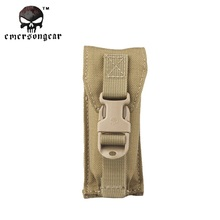 Emerson 500D Nylon Military Multi-Tool Pouch Hunting Paintball Combat Bag Pack Training Radio Phone Pouch EM8343 Khaki