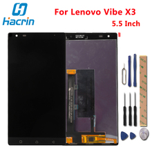 Buy Lenovo Vibe X3 LCD Display +Touch Screen 5.5'' Digitizer Screen Glass Panel Replace Lenovo Vibe X3/Lemon X X3c50 X3c70 X3a40 Co.,Ltd) for $28.99 in AliExpress store