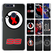 jorge lorenzo lorenzo 99 Logo red X style White phone Case for Huawei Honor 8 lite V8 FOR HONOR 6X 5X 4X 5C 4C