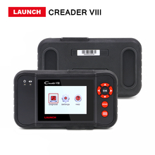 2017 Newest Launch x431 creader viii diagnostic tool obd2/eobd code reader support 4 system creader 8 same function as crp129(China)