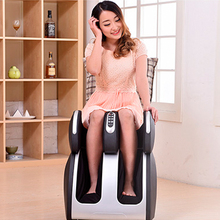 2015 NEW Present!!3D Airbag Foot Massager Infrared Heating Rolling Shiatsu Foot Massager Free Shipping