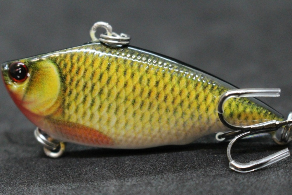 17 wLure Life Like Pattern Fishing Lure with Upgraded Treble Hooks 19