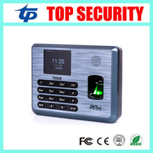 Hot sale ZK TX628 fingerprint time attendance with tcp/ip optional card reader and external battery biometric time clock(China)