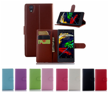 For Lenovo P70 Flip PU Leather Wallet Cases for Lenovo P70 With Card Holder Stand Design Phone Accessories