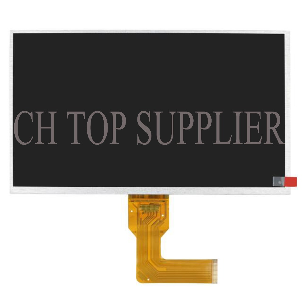New 10.1 inch LCD Display For Archos 101d Neon 23.2cm x 13.2cm LCD screen panel LCD display Free shipping<br>