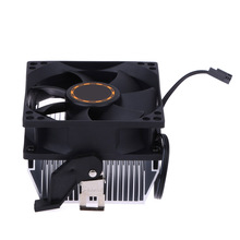 CPU Cooler Heatsink Radiator Processor Cooling Fan 30mm 7 Blades 8cm Ventilador for AMD754 939 940 AMD Athlon64 5200+(China)