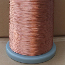 0.1x10 strands, 50m/pc, Litz wire, stranded enamelled copper wire / braided multi-strand wire(China)
