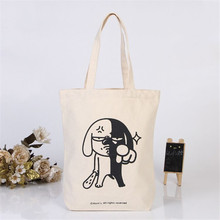 wholesale 500pcs/lot 20x22Hcm cotton Canvas shopping bags foldable reusable grocery bags eco tote handbag custom print logo