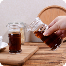 Free shipping leak-proof seal food grade plastic bottle Spice Vinegar Soy Sauce Bottle kitchen Accessories Cooking Tools cruet(China)