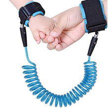 Kid Keeper Baby Walkers Wrestling Belt Baby walking stick Infant children wrist leash Safety Harnesses for kids Handle Anti-lost(China)