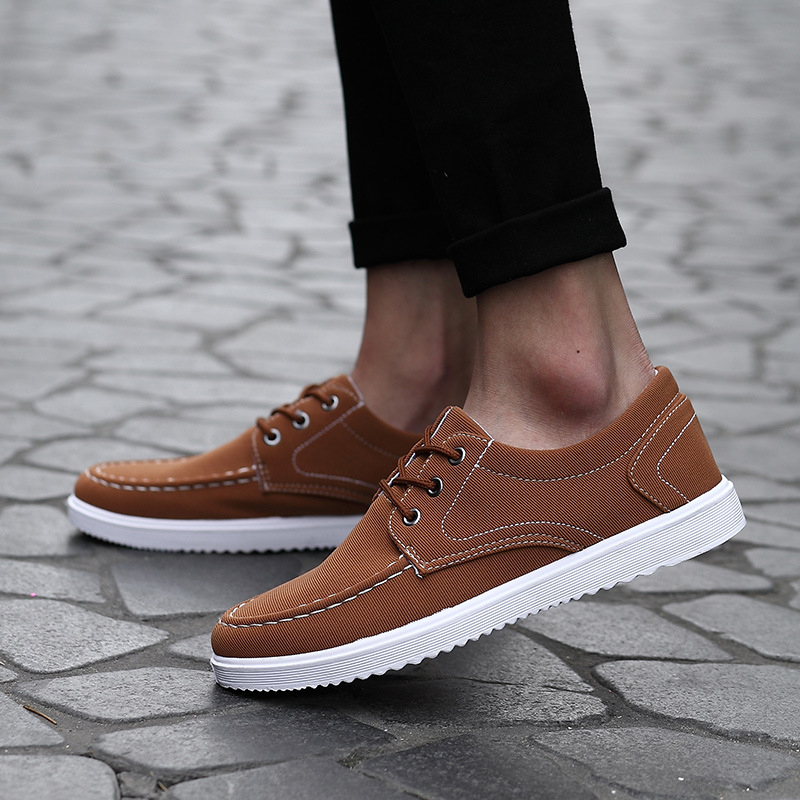 New 2017 Fashion Spring/Autumn Men Warm Flat Lace-up Rubber Comfortable Soft Outsole Casual Shoes Discount<br><br>Aliexpress