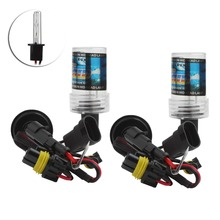 2 X 9006 Xenon HID Kit 35W 12V Car Headlight Bulb with Adjustable Intensity 4300K / 6000K / 8000K / 10000K
