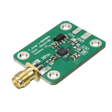 1PC New Arrival 1-8000MHz AD8318 RF Logarithmic Detector 70dB RSSI Measurement Power Meter Module Board