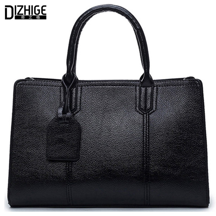 2016 Autumn And Winter Bags Fashion Women Handbags PU Leather Ladies Casual Tote Bag Women Messenger Bags Ladie Luxury Bolsos   <br><br>Aliexpress