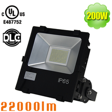 5700K Daylight LED Stadium Light 200 Watt SMD3030 Outdoor Parking Lot Lighting IP65 Waterproof Floodlight Wall Lamp(China)