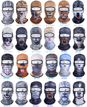 3D Cat Dog Animal Balaclava Bicycle Bike Motorcycle Hats Snowboard Tiger Party Halloween Helmet Winter Warmer Pet Full Face Mask
