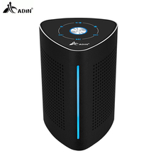 Adin Metal 36W Wireless Bluetooth NFC Speaker Resonance Stereo 3D HiFi Surround Subwoofer Touch Control With Microphone Speaker