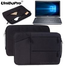 "Unidopro Notebook Sleeve Briefcase for HP Stream Laptop PC 14-ax010nr Laptop Intel Celeron N3060 14"" Mallette Carrying Bag Cover"