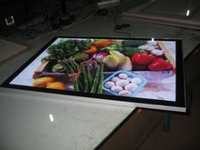 Magnet Smart LED Poster Frame - ILLUMINATED DISPLAY MENU LIGHT BOX 60x70cm