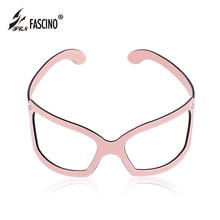 2017 New Design Glasses Shape PVC Hair Jewelry Fashion Hairband Headband For Women Girls Hair Accessories Tiaras (DG840174)