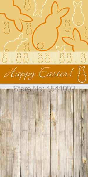 1.5X3M Customize vinyl photography backdrop newborn easter wood computer print  background for photo studio F043<br><br>Aliexpress