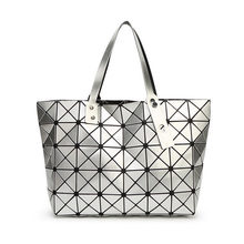 Magic Cube Waterproof Bag Tote Female Women Bags FLYONE Elegant Popular Handbag(China)