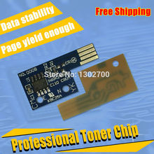310-9058 310-9060 310-9064 310-9062 Toner Cartridge chip For dell 1320C 2130cn 2135cn MFP 1320 color printer powder refill reset(China)