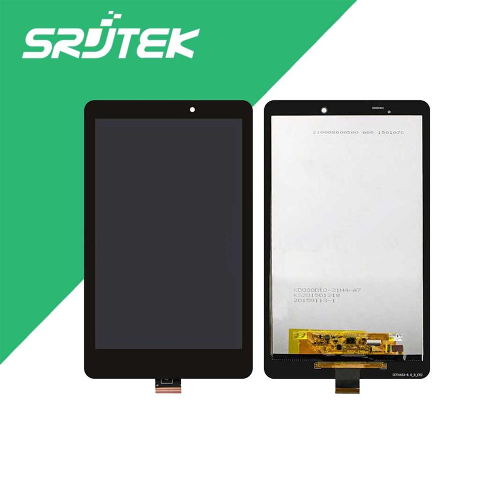1280*800 For Acer Iconia Tab 8 A1-840 Full LCD Display Touch Panel Screen Digitizer Glass Assembly Replacement 100% Tested<br>