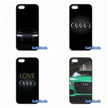 Cover For Huawei Ascend P6 P7 P8 Lite P9 Mate 8 Honor 3C 4C 6 7 4X 5X G7 G8 Plus Audi Car Logo Hard Phone Case