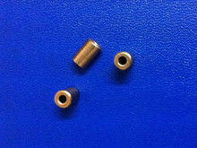2*5*8mm iron Copper base powder metallurgical parts Powder Metallurgy oil bushing  porous bearing  Sintered copper sleeve