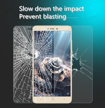 For Xiaomi Mix Mi3 Mi5 Note3/4 and Redmi Note/2/4 Redmi 1S screensaver anti-explosion tempered glass film protective film(China)