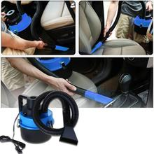 12V 90W Portable Car Vacuum Cleaner Handheld Wet and Dry Dual Use Car Vacuum Cleaner Inflator Car Vacuum Aspirateur Voiture New(China)