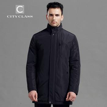 CITY CLASS New Mens Automne Vestes Et Manteau De Mode Long Casualslim Fit Couture Amovible Chapeau Vestes Livraison Gratuite 14046