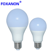 High Lumens E27 LED Bulb AC220V 110V Candle Lamp AC 85-265V White / Warm White A60 A80 Led Bulbs 15W 11W 9W Ultra Power Light(China)