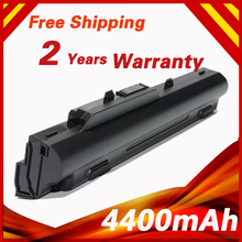 4400mAh Battery For msi Wind U100 U100X U90 BTY-S11 BTY-S12 BTY-S13 for LG X110 for MEDION Akoya Mini E1210 for Advent 4211