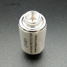Jninsens lighting protector coaxial satellite TV lightning protection devices satellite antenna lightning arrester Wholesale(China)