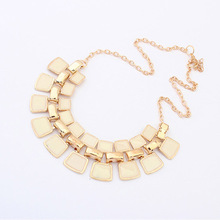 Buy New Bohemia Jewelry Choker Necklace Fashion Chain Collar Necklaces & Pendants Tassel Statement Necklace Women 88 CX17 for $1.50 in AliExpress store