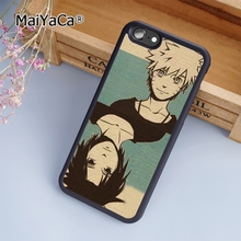 MaiYaCa Anime Naruto Old Style fashion soft mobile cell Phone Case Cover For iPhone 5 5S SE Custom DIY cases luxury shell(China)