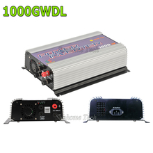wind turbine grid tie inverter 1000W,MPPT pure sine wave on grid inverter with dump load for,DC 22-60V/45-90V wind turbine