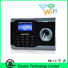 3 inch touch screen TCP/IP,WIFI communication U160 fingerprint and RFID card time clock linux system fingerprint time attendance(Hong Kong)