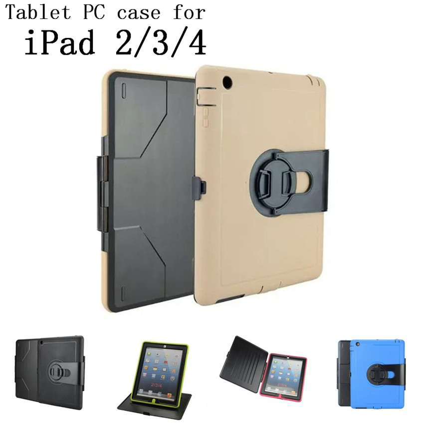New style original quality Hard Silicone Rubber Case Cover For Apple ipad 2/3/4,SKU 0114BIC<br><br>Aliexpress