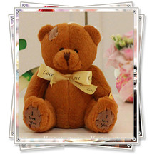 Mini teddy bear kawaii plush toys for children spongebob life size teddy bear mamas papas doll bears valentine's day present(China)