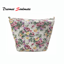 New Classic Style Obag Interior Liner O Bag Price Big  Accessories for bags top-handle bags Silicon Bag Canvas