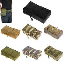 Utility Pouch Magazine Bag Mag Accessory Medic Pouch Pack Tactical Molle Pouch Modular Waist Bag(China)
