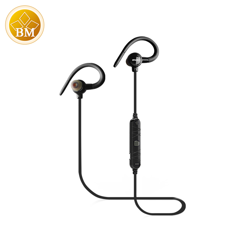 New Awei A620BL Bluetooth Headset Wireless Stereo Sport V4.0 Bluetooth Headphone Noise Reduction with Microphone for Smartphone<br><br>Aliexpress