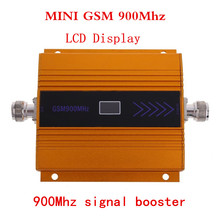 New LCD Display! Mini GSM 900Mhz Mobile Phone Signal Booster , Cell Phone Signal Amplifier ,GSM 2G Cellular Signal Repeater