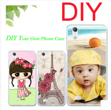 Customized Cell Phone Cases Personalized DIY Custom Printed Plastic Hard Back Case Cover For Lenovo S90 A706 P780 S660 A820 S960